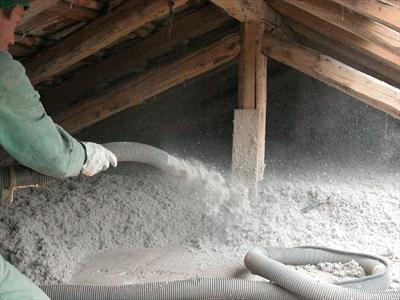 Come e perch utilizzare la fibra di cellulosa per isolare for Come costruire la propria casa a basso costo