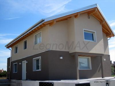 Edifici ad alta efficienza energetica case in legno made for Case in legno xlam